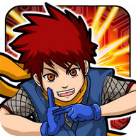 Ninja Saga - The best social ninja game
