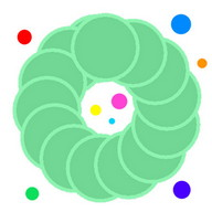 Orborous - A stupendous Slither.io clone