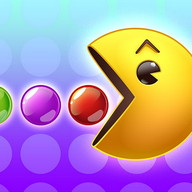 PAC-MAN POP! - Shoot balls with the help of Pac-Man