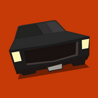 Pako - Car Chase Simulator - Crazy racing in isometric view