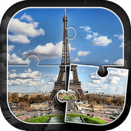 Paris Jigsaw Puzzle Game