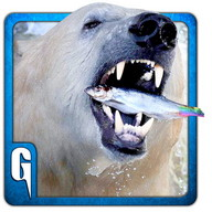 Wild Polar Bear Attack Sim 3D