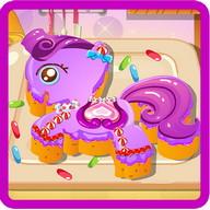 Pony Cake Maker