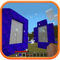 Portal Teletransporter Minecraft