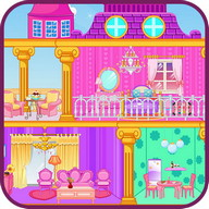 Princess doll house - Your kids will never stop playing with this doll house