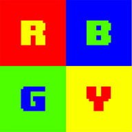 rbgy : Red Blue Green Yellow