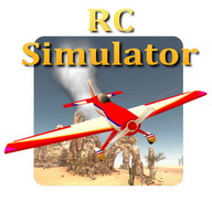 RC flight simulator RC FlightS