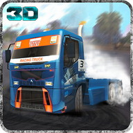Real City Truck Drift Racing
