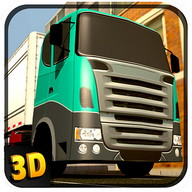 Simulateur de camion réel
