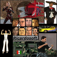 Ricardosoft Mexican Fighters