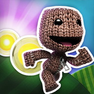 Run Sackboy! Run! - Run nonstop with Sackboy