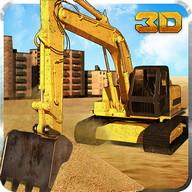 Sand Excavator Dump Truck Sim