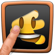 Emoji Quiz. What is this Emoji logo. Quiz game.