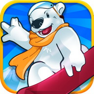 Snowboard Racing Free Fun Game