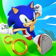 Sonic Dash - An endless runner featuring Sonic