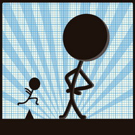 Stickman:Impossible Line Runner
