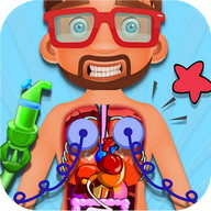 Stomach Doctor - Kids Game