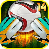 Super Football Goalkeeper 2014