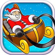 Santa Rush - Xmas Sleigh Game