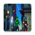 Superheroes Ideas - Minecraft