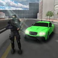 Gangster Riot vs Swat Komando