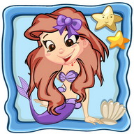 Tap The Mermaid Princess