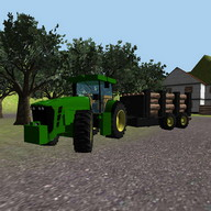 Tractor Simulator 3D: Forestry