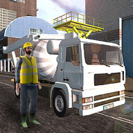 Mixer Truck Asphalt