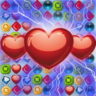 Triada - match 3 puzzle online