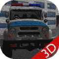 UAZ Police Traffic Pursuit 3D