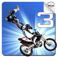 Ultimate MotoCross 3 Free - Grab your motocross bike and compete in heart-stopping races