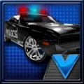 Ultra 3D police car parking 2