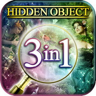 Hidden Object Wonders & Match-3 Combo Pack