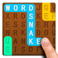 Word Snake Search