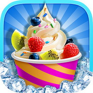 Ice Frozen Yogurt Maker