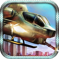Air Strike Gunship Helicopter 3D