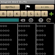 Anagram Word Shuffle