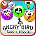 Angry Bird Bubble Shooter