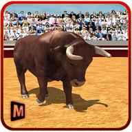 simulateur attack bull furieux