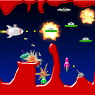 Atomic Sid Space Shooter
