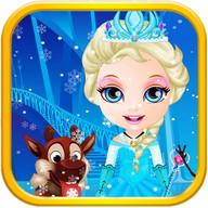 Baby Magic Frozen Salon