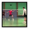 Badminton Doubles Tactics