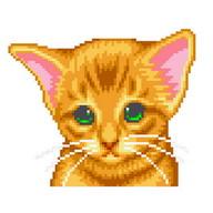 Bengal Cat Tamagotchi
