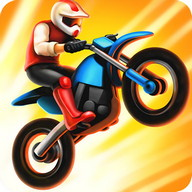 Bike Rivals - Spectacular motocross in 2D