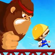 Blocky Kong - Puñado de comida