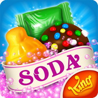 Candy Crush Soda Saga - Another twist on the Candy Crush concept