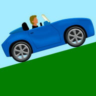 car mountain game