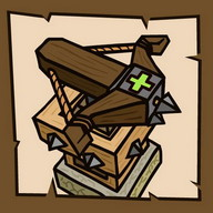 城の防衛 - クリーチャーラッシュ