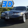 City Limo Car Parking Driver Sim 3D