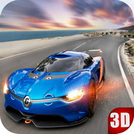 City Racing 3D - Frantic 3D car races with high-range sports cars
